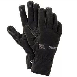 Marmot fleece windstopper gloves